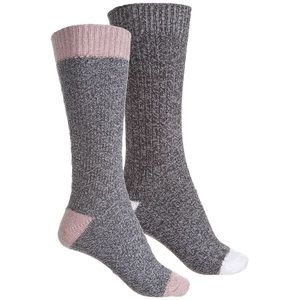 FRYE Super-soft Boot Socks- 2 pair NWT Grey